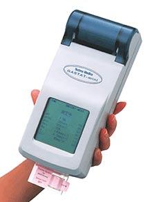 Анализатор газов и электролитов крови мини Справка-вызов на сессию Дмитровская